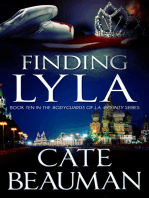 Finding Lyla (Book Ten In The Bodyguards Of L.A. County Series)