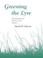 Greening The Lyre