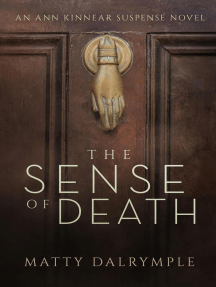 The Sense of Death: The Ann Kinnear Suspense Novels, #1
