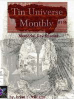 Tin Universe Monthly #16b 2014 Memorial Day Special