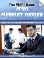 PMP® Exam ITTO Memory Jogger