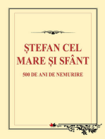 Ștefan cel Mare și Sfânt. 500 de ani de nemurire