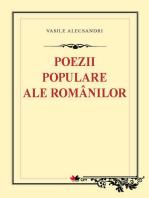 Poezii populare ale romanilor