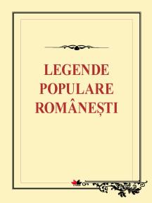 Legende populare româneşti