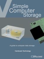 Simple Computer Storage