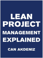 Lean Project Management Explained