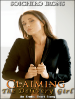 Claiming the Delivery Girl (Erotic Romance)