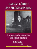 La teoría del derecho de Hans Kelsen
