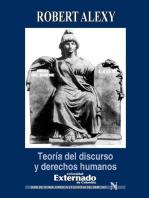 Teoría del discurso y derechos humanos