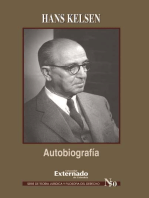 Autobiografía. Hans Kelsen