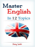 Master English in 12 Topics