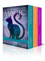 The Wonder Cats 3-Book Box Set