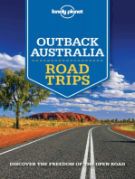 Lonely Planet Outback Australia Road Trips