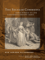 The Secular Commedia