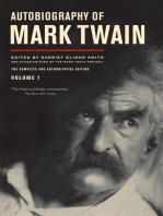 Autobiography of Mark Twain, Volume 1: The Complete and Authoritative Edition