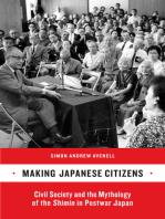 Making Japanese Citizens