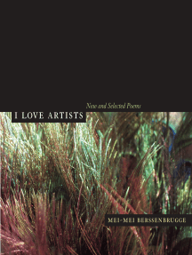 I Love Artists: New and Selected Poems