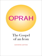 Oprah: The Gospel of an Icon