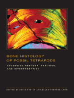 Bone Histology of Fossil Tetrapods