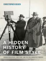 A Hidden History of Film Style