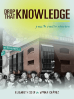 Drop That Knowledge: Youth Radio Stories