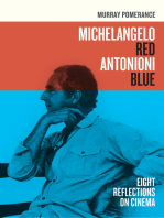 Michelangelo Red Antonioni Blue: Eight Reflections on Cinema
