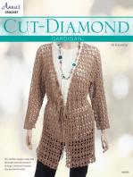 Cut-Diamond Cardigan