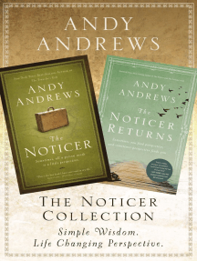 The Noticer Collection: Sometimes, all a person needs is a little perspective.