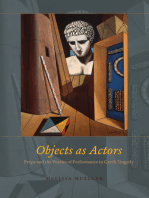 Objects as Actors