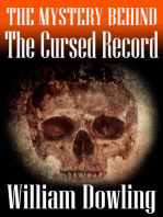 The Mystery behind The Cursed Record (Horror the series, #1)