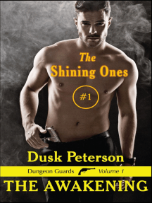 The Shining Ones (Dungeon Guards: The Awakening #1): Dungeon Guards, #1.1