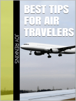 Best Tips for Air Travelers