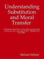 Understanding Substitution and Moral Transfer