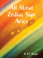 All About Zodiac Sign Aries