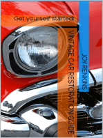 Vintage Car Restoration Guide