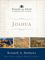 Joshua (Teach the Text Commentary Series)