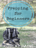 Prepping for Beginners