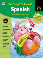 The Complete Book of Spanish, Grades 1 - 3