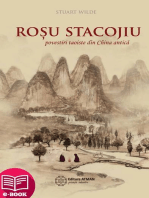Roșu stacojiu. Povestiri taoiste din China antică