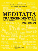 Meditația transcedentală. Textul clasic revizuit și actualizat