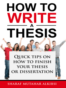 History dissertation research proposal