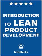 Introduction to Lean Product Development