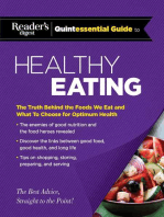 Reader's Digest Quintessential Guide to Healthy Eating