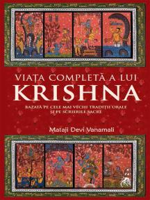 Viața completă a lui Krishna