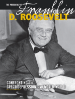 The Presidency of Franklin D. Roosevelt