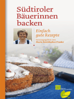 Südtiroler Bäuerinnen backen
