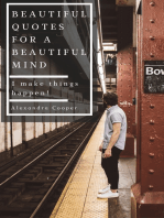 Beautiful Quotes for a Beautiful Mind