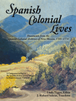 Spanish Colonial Lives