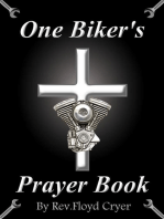 One Biker's Prayer Book Cheatsheet (Biker's Prayer Series, #1)