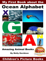 My First Book about the Ocean Alphabet